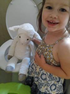 potty training kids tel aviv
