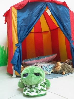 Puppet Show :)
